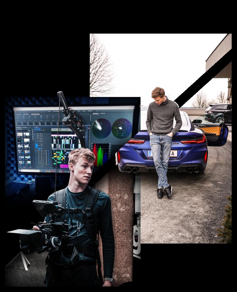 Jan Edelmüller Content Produktion